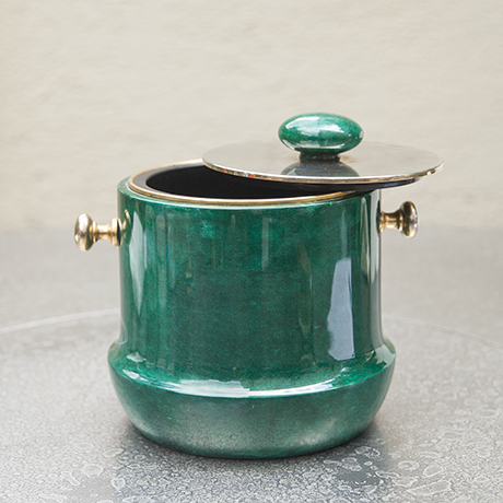 Aldo_Tura_ice_bucket_cooler_green