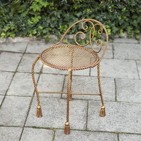 Schlichtes DesignHollywood_Regency_tassel_chair_1