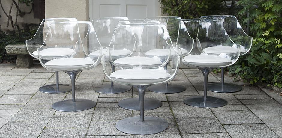 Schlichtes DesignLaverne_champagne_chairs_2