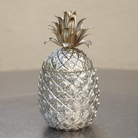 Manetti_pineaplle_ice_bucket_silver_1