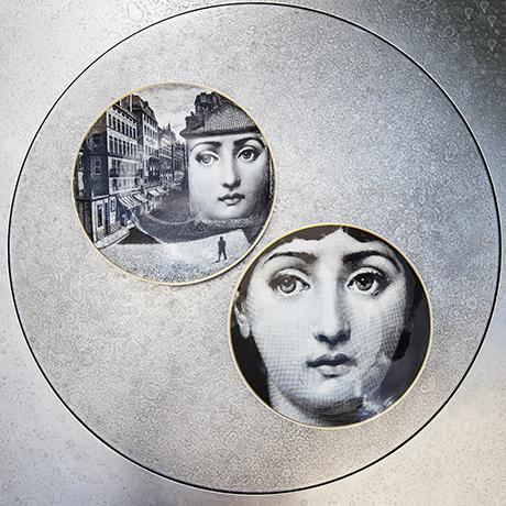 Schlichtes DesignPiero_Fornasetti_plates_1