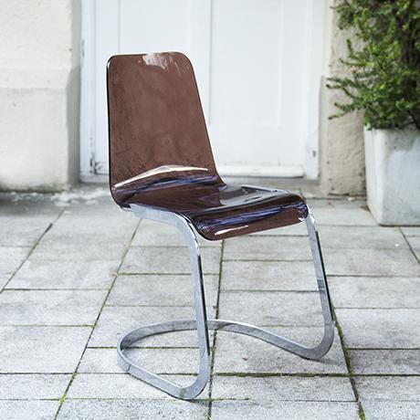vanity_chair_stool_brown_interior