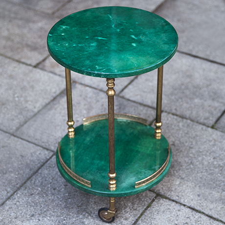 Aldo_Tura_bar_cart_green