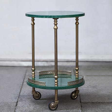 Tura_bar_cart_round_goatskin