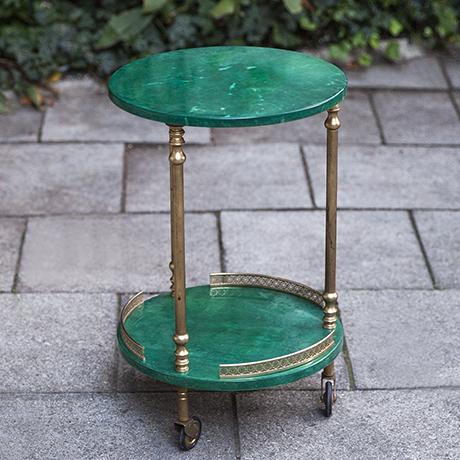 Tura_bar_cart_round_italy