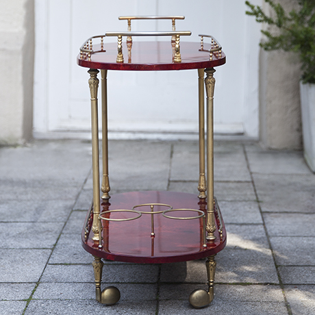 Tura_bar_cart_oval_goatskin