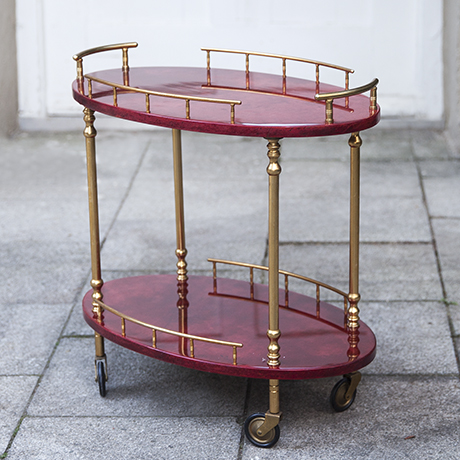 Tura_bar_cart_red_vintage