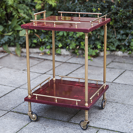 Aldo_Tura_bar_cart_vintage