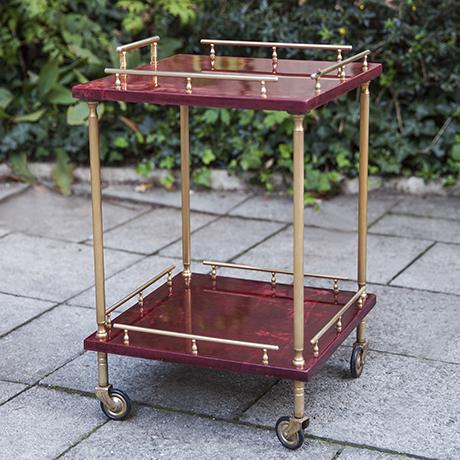 Aldo_Tura_bar_cart_vintage