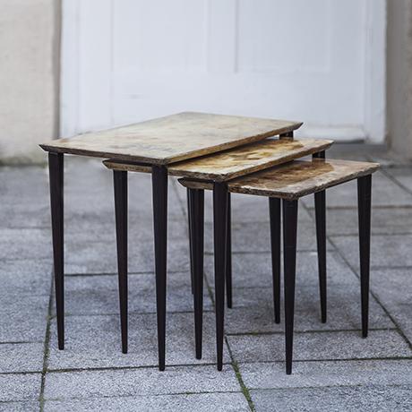 Tura_nesting_table_Beistelltisch_italy