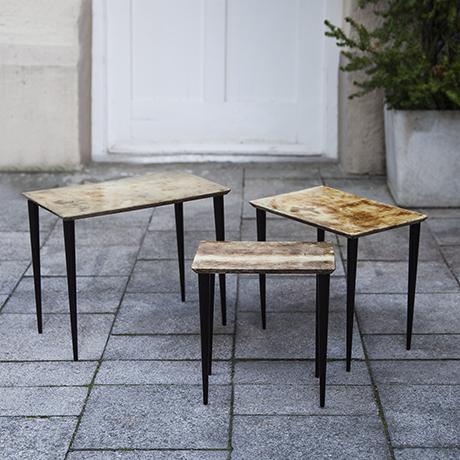 Aldo_Tura_nesting_tables_vintage