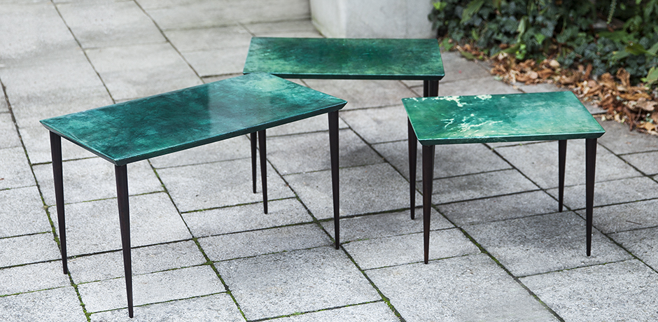 Tura_nesting_tables_green_vintage