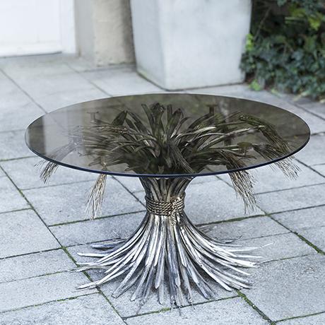 Coco_Chanel_Beistelltisch_Tisch_Silber