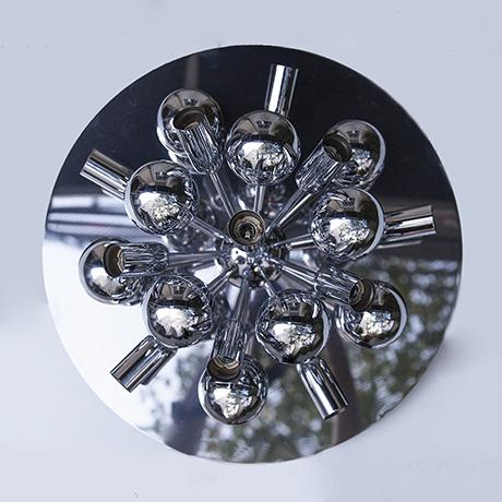 Schlichtes DesignCosack_Sputnik_wall_ceiling_lamp