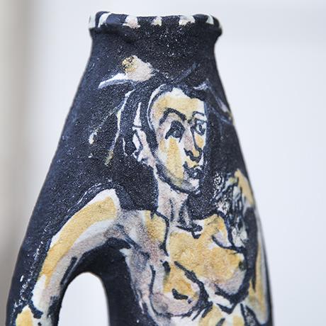 Stella_Alpina_ceramic_vase_italy