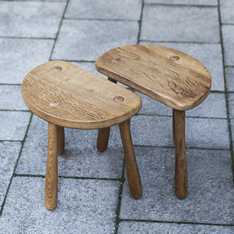 Stilmobler_oak_stool_wooden