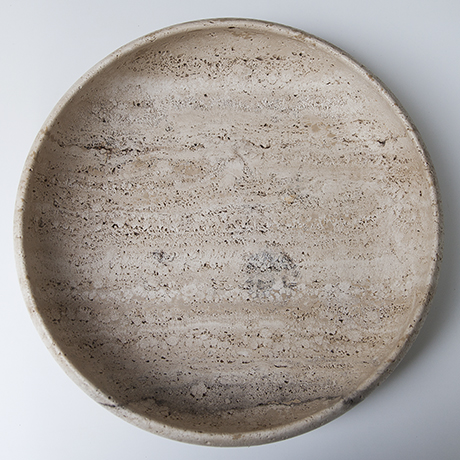 Travertine_stone_bowl_italy