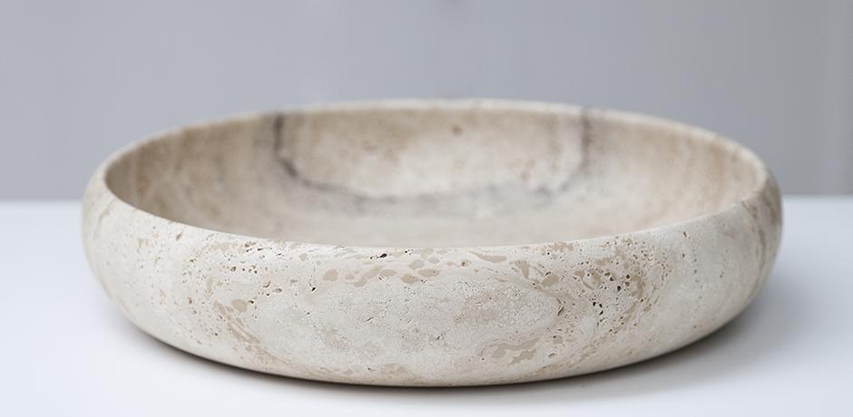 Travertine_stone_bowl_art_design