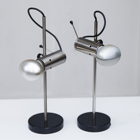Schlichtes DesignAgnoli_Oluce_table_lamp_1
