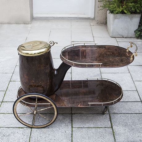 Aldo_Tura_bar_cart_brown_pipe_3