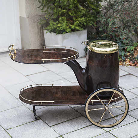 Aldo_Tura_bar_cart_brown_pipe_5