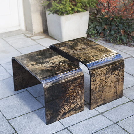 Aldo_Tura_side_table_brown_5