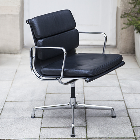 Eames_vitra_pad_chair_black_leather_7