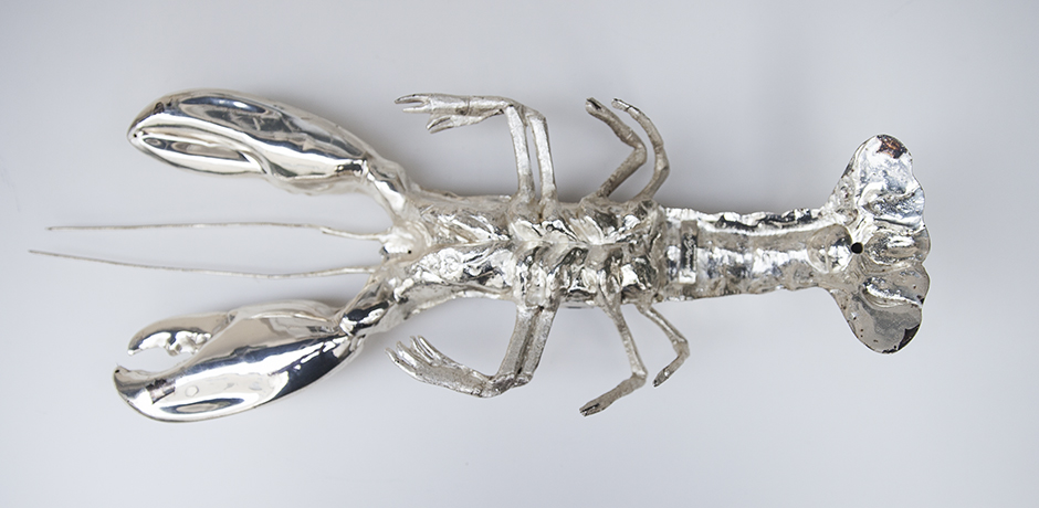 Franco_Lapini_lobster_silver_plated_10