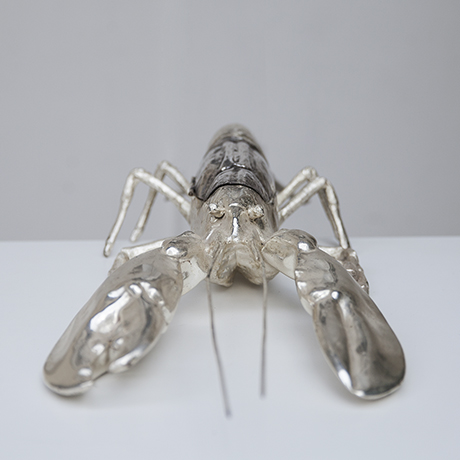 Franco_Lapini_lobster_silver_plated_4