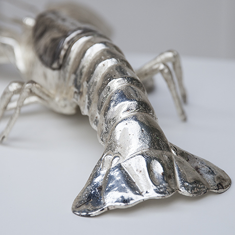 Franco_Lapini_lobster_silver_plated_5