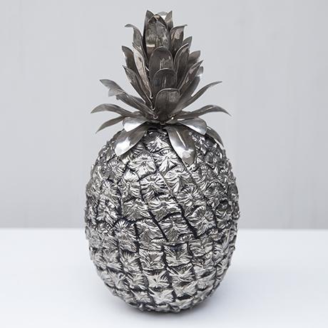 Freddo_Therm_pineapple_ice_bucket_silver_1
