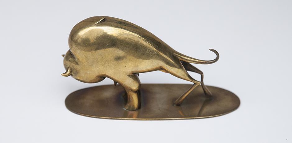 Hagenauer_bull_brass_model_2