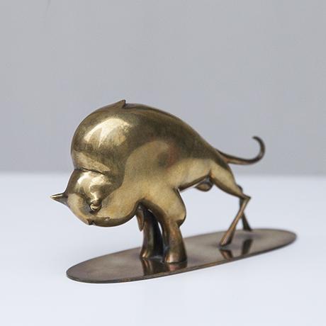 Hagenauer_bull_brass_model_3