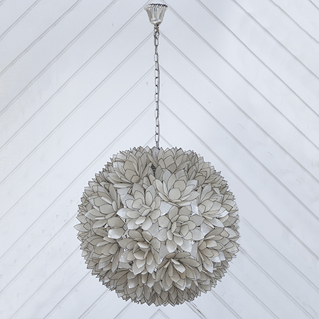 Schlichtes Designmother_of_pearls_pendant_lamp_1