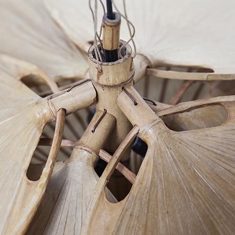 Uchiwa_bamboo_chandelier_Ingo_Maurer