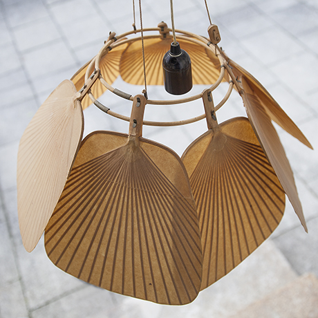 Uchiwa_Kronleuchter_Lampe_Deckenlampe_Faecher