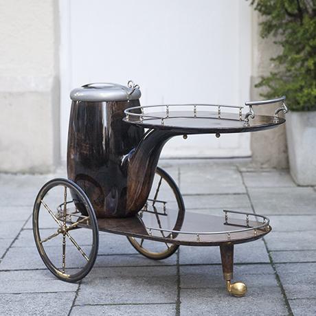 Aldo_Tura_bar_cart_pipe_brown_2