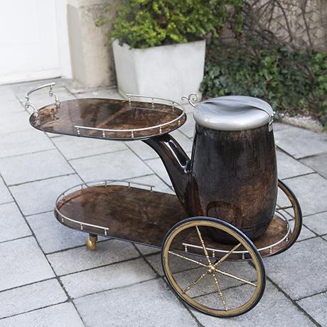 Aldo_Tura_bar_cart_pipe_brown_4