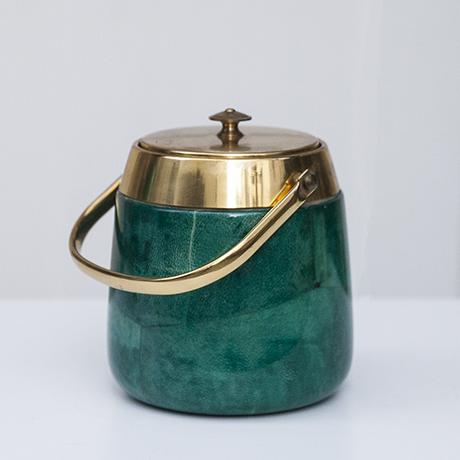 Schlichtes DesignAldo_Tura_ice_bucket_green_1