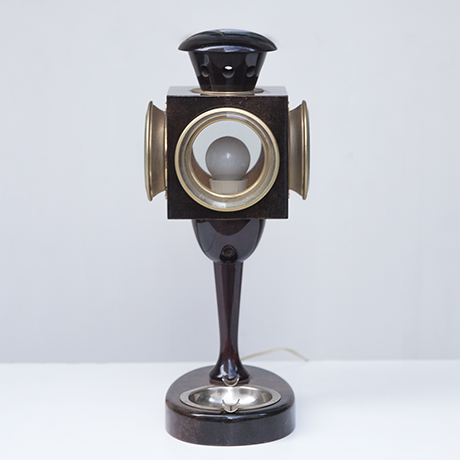 Aldo_Tura_lantern_table_lamp_brown_5