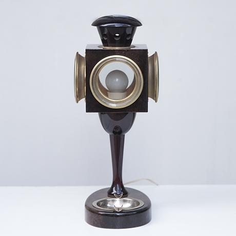Aldo_Tura_lantern_table_lamp_brown_5