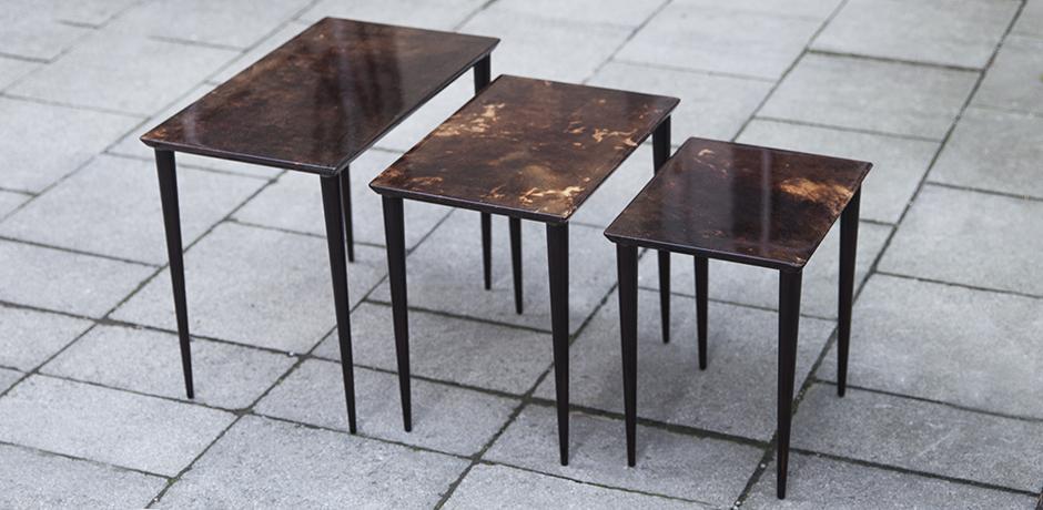 Aldo_Tura_nesting_tables_brown_2