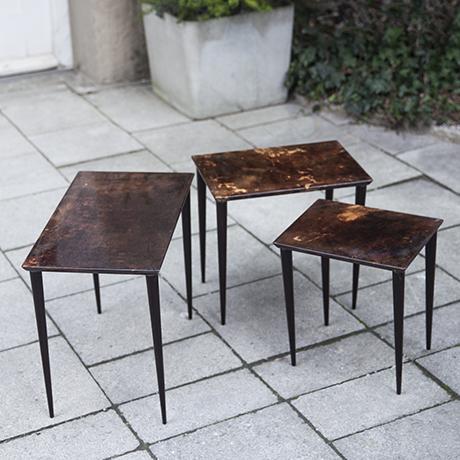 Aldo_Tura_nesting_tables_brown_3