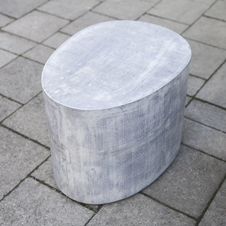 Schlichtes DesignAldo_Tura_side_table_grey_1