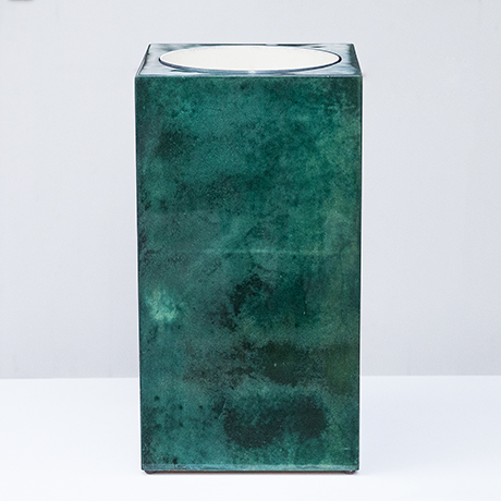 Aldo_Tura_umbrella_stand_green_1