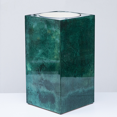 Aldo_Tura_umbrella_stand_green_2