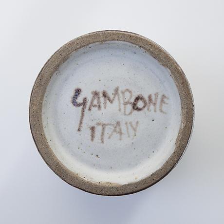 Bruno_Gambone_ceramic_vase_round_7
