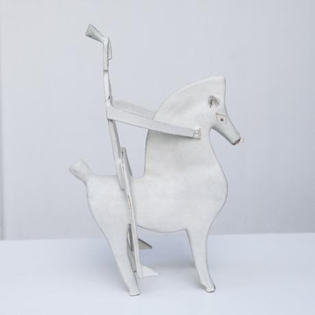 Bruno_Gambone_knight_rider_horse_2