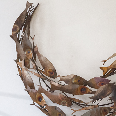 Curtis_Jere_fish_copper_wall_object_2