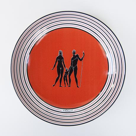 Schlichtes DesignRichard_Ginori_plate_1